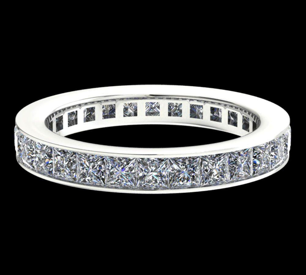 Alliance Diamant Classique Princess Cut