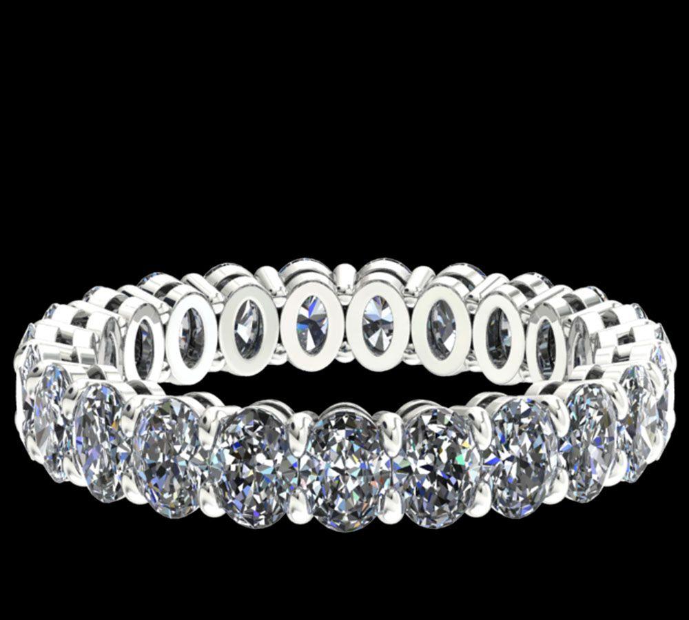 Alliance Diamant Classique Oval Cut