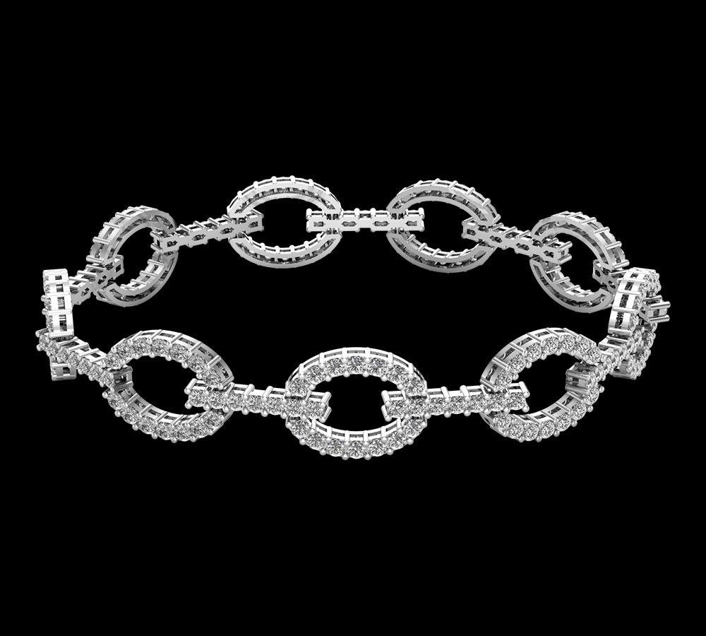 Bracelet Diamant Ophelia