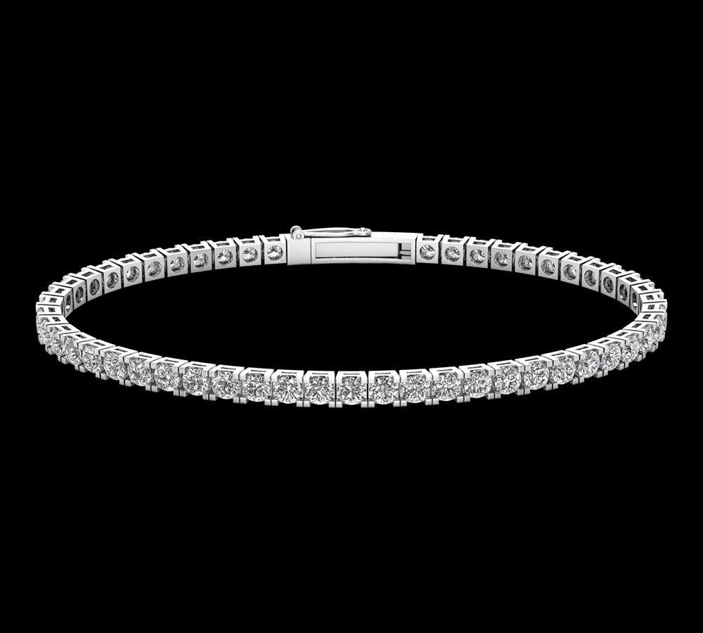Bracelet Riviere Diamant