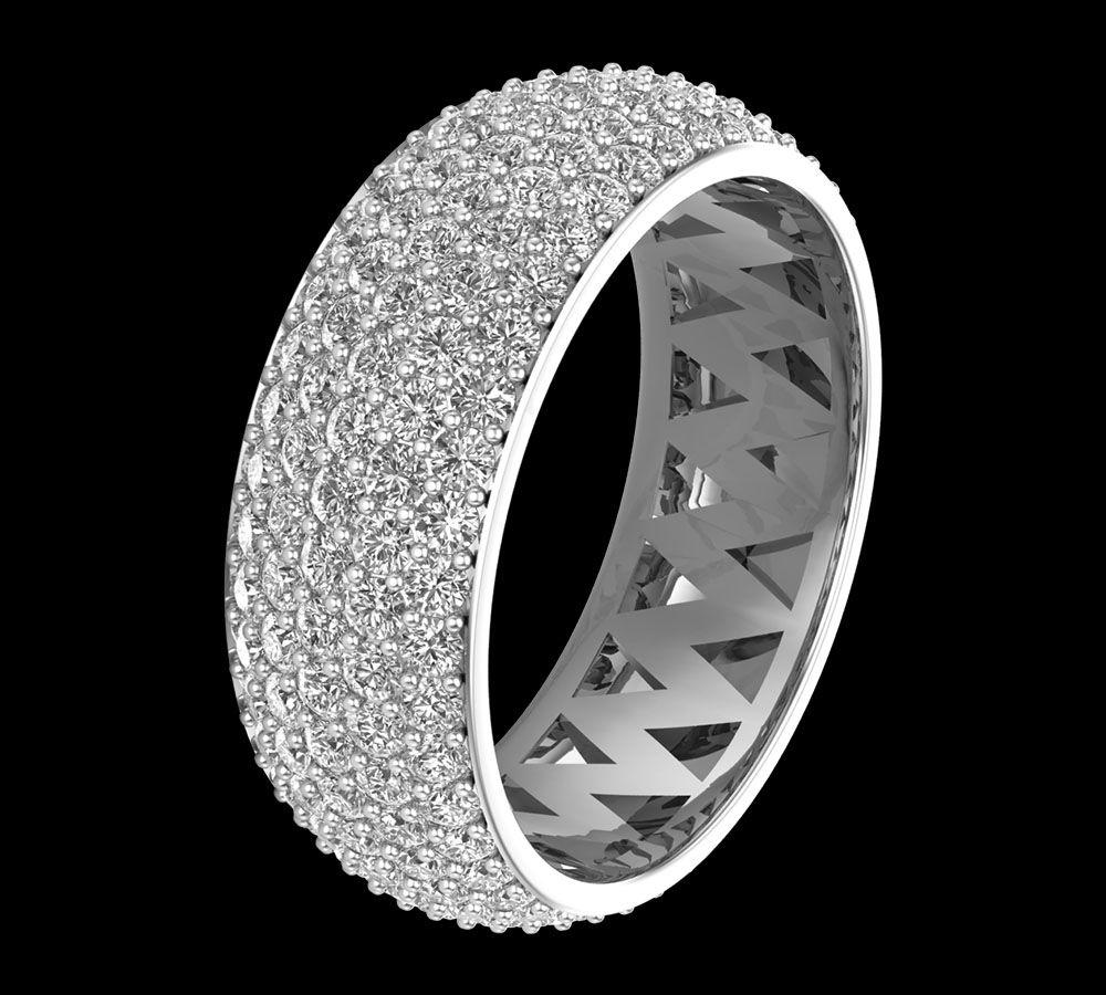 Bague Diamant Madagascar