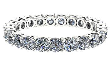 Alliance Classique Diamant Rond