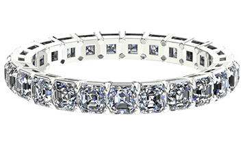 Alliance Diamant Classique Asscher Cut