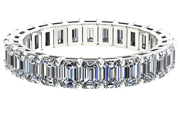Alliance Diamant Classique Emerald Cut