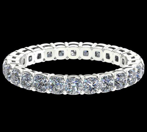 Alliance Diamant Classique Cushion Cut