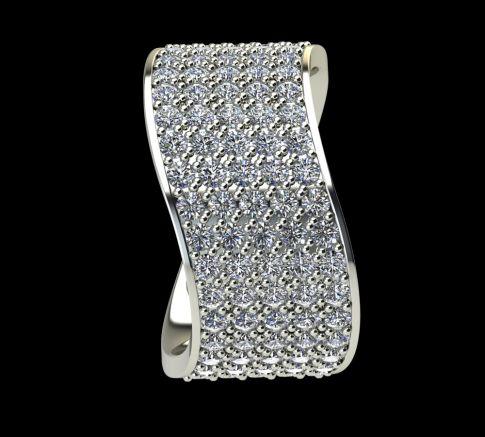 Bague Diamant Victoria